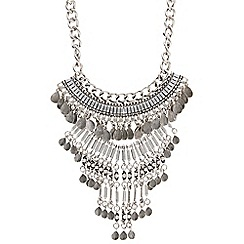 Joe Browns - Metallic 'Kadmat Island' statement necklace