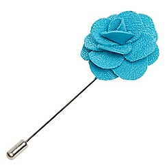 Joe Browns - Turquoise fine and dandy lapel pin