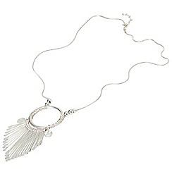 Joe Browns - Metallic distinctive necklace