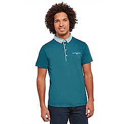 Joe Browns - Turquoise super smart polo shirt