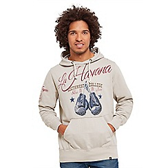 Joe Browns - Beige one for the ring hoody