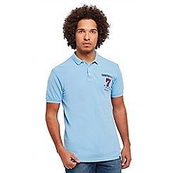 Joe Browns - Blue indystar polo shirt