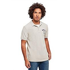 Joe Browns - Beige double up polo shirt