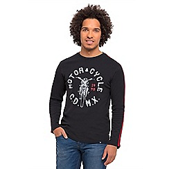 Joe Browns - Black ride out top
