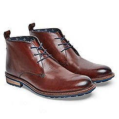 Joe Browns - Brown burnished leather boots
