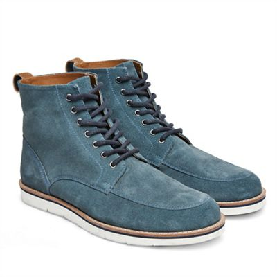 Joe Browns - Dark turquoise Turin suede boots