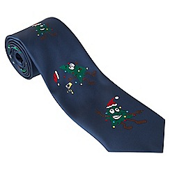 Joe Browns - Multi coloured festive tie