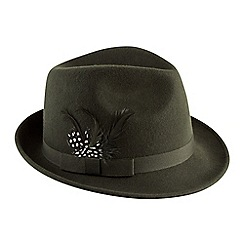 Joe Browns - Olive a step above trilby