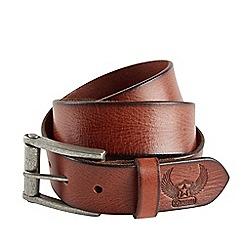 Joe Browns - Brown better the devil leather belt