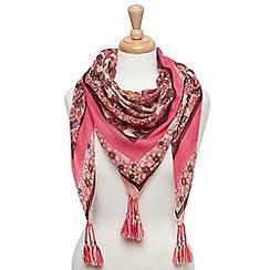 Joe Browns - Multi coloured 'Baratang Island' scarf