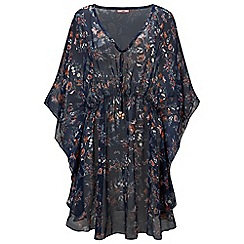 Joe Browns - Multi coloured vintage floral kaftan