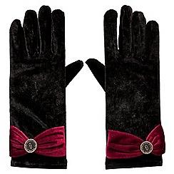 Joe Browns - Black mystery velvet gloves