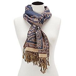 Joe Browns - Multicoloured elegance vintage scarf