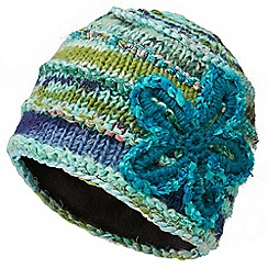 Joe Browns - Blue amazing knitted hat