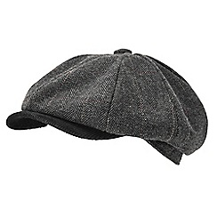 Joe Browns - Grey grayson baker boy hat