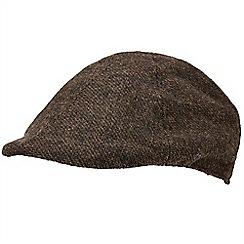 Joe Browns - Brown wilbur peaky cap