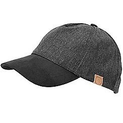 Joe Browns - Dark grey 'Heath' peak cap