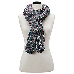Joe Browns - Multicoloured wonderful and cosy bobble scarf