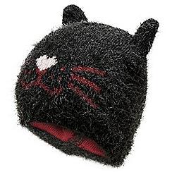 Joe Browns - Black funky and fun cat hat