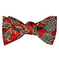 Joe Browns - Multi-coloured dapper silk bow tie