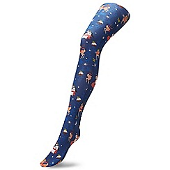 Joe Browns - Multicoloured festive and fabulous printed tights