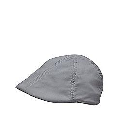 Joe Browns - Grey 'vintage duck' peaky hat