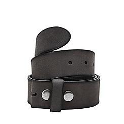 Joe Browns - Black leather belt