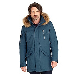 Joe Browns - Blue longchamp parka