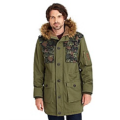 Joe Browns - Khaki territory parka