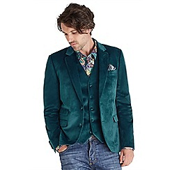 Joe Browns - Dark turquoise perfect party blazer