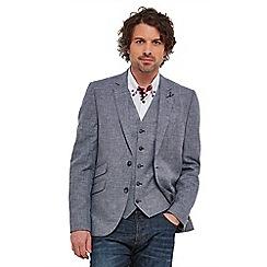 Joe Browns - Grey lively linen mix blazer
