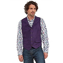 Joe Browns - Purple eye catching waistcoat