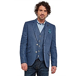 Joe Browns - Blue irresistible linen mix blazer