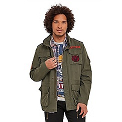 Joe Browns - Khaki action packed jacket