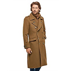 Joe Browns - Camel 'Blast From The Past' winter coat
