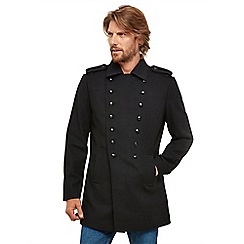 Joe Browns - Black 'March Out' winter coat