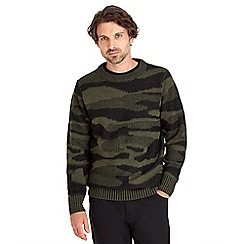 Joe Browns - Khaki in the woods knit