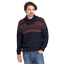 Joe Browns - Multi coloured tear it up knit
