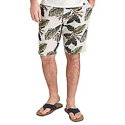 Joe Browns - Beige touch of tropical shorts