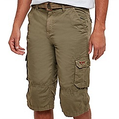 Joe Browns - Khaki Azores shorts