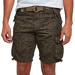 Joe Browns - Khaki out of the woods shorts