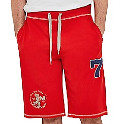 Joe Browns - Red easy going shorts
