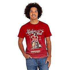 Joe Browns - Red soul t-shirt