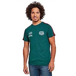 Joe Browns - Green racer t-shirt