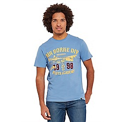Joe Browns - Blue airborne t-shirt