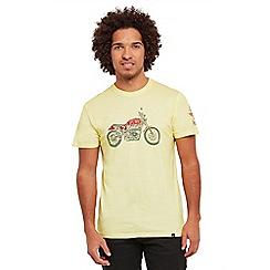 Joe Browns - Yellow hit the road t-shirt