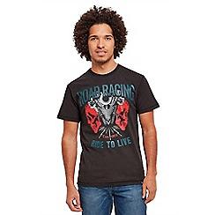 Joe Browns - Black road racing t-shirt
