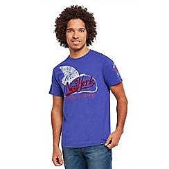 Joe Browns - Blue hit the gas t-shirt