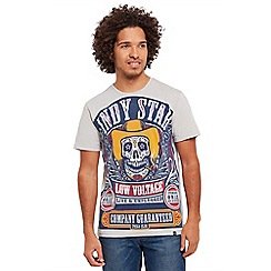 Joe Browns - Beige low voltage t-shirt