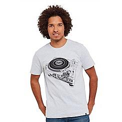 Joe Browns - Light grey hit the decks t-shirt